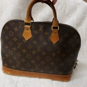 Louis Vuitton Alma bag